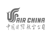 Dark Logo Air China